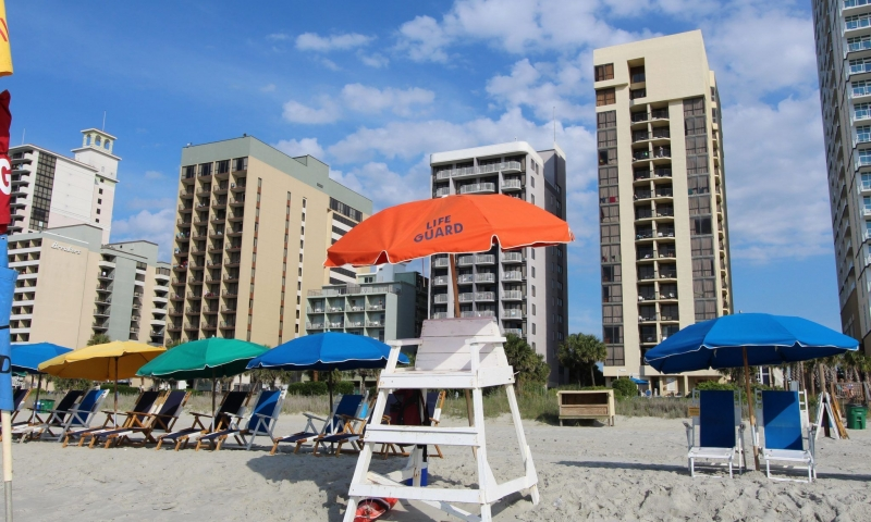 Located Downtown In Myrtle Beach And Just Minutes From The Restaurants Retail Shopping Hubs Of Broadway At Barefoot Landing
